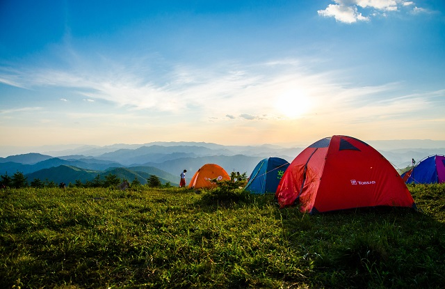 Zemlja gde šator možete da postavite gde želite