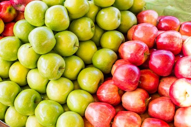 Organske jabuke bogatije raznovrsnijim bakterijama