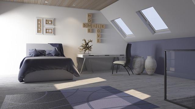 Ovim jednostavnim trikom daćete nov šmek spavaćoj sobi