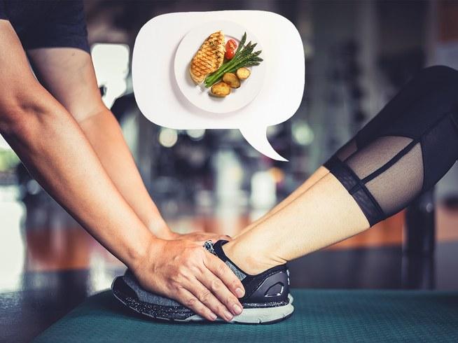 Izbegavajte da pitate fitnes instruktora za savete o ishrani
