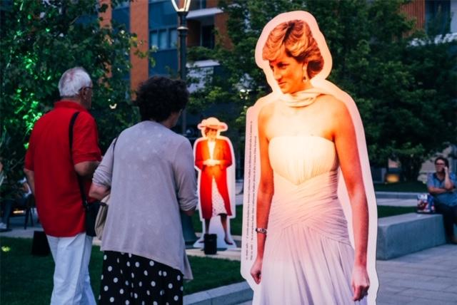 Otvorena ekskluzivna izložba fotografija Lejdi Dajane