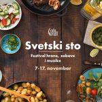 Prvi put, svetski sto za Beograđane