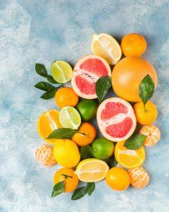 Vitamin C u citrusima ključni je sastojak koji će ojačati vaš imunitet i stimulisati antitela i ćelije njegovog imunološkog sistema