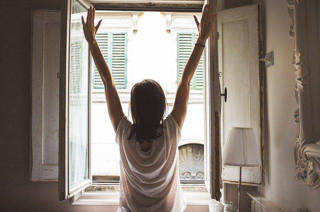 Otvorite prozore, pustite sunce, može da pomogne
