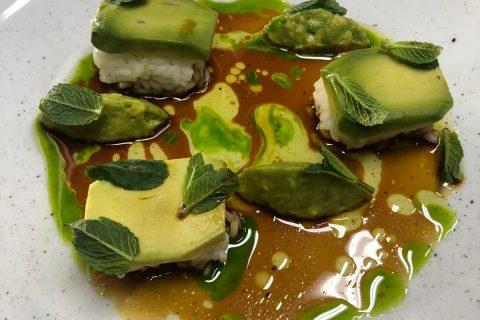 Još jedan delikates od avokada- suši