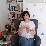Vanja Piperović Mileusnić: Pletenje kao antistres terapija