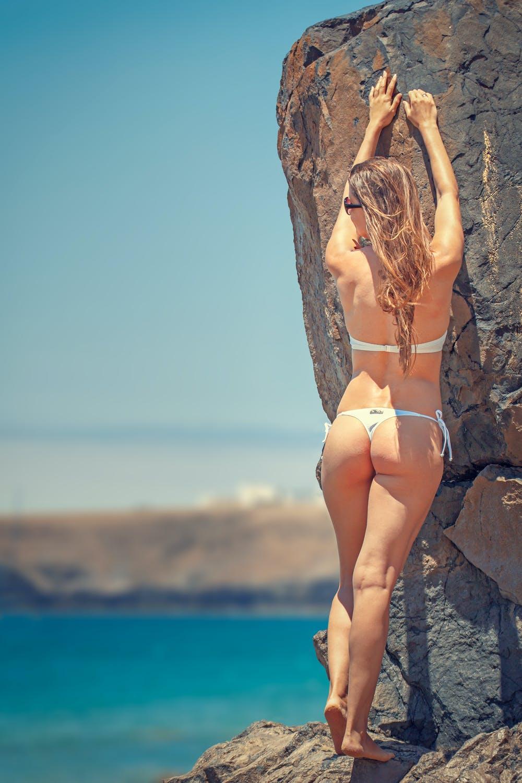 Vežbe s plaže za savršene noge hit na Instagramu