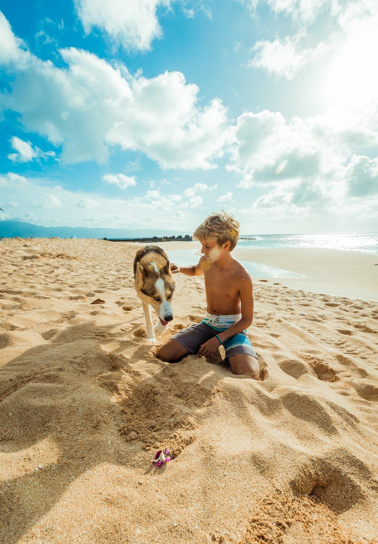 Odrastanje uz psa ima brojne prednosti
