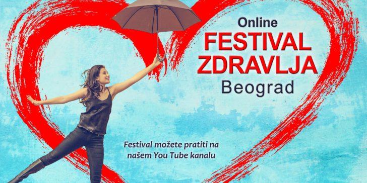 Festival zdravlja održaće se u online formatu