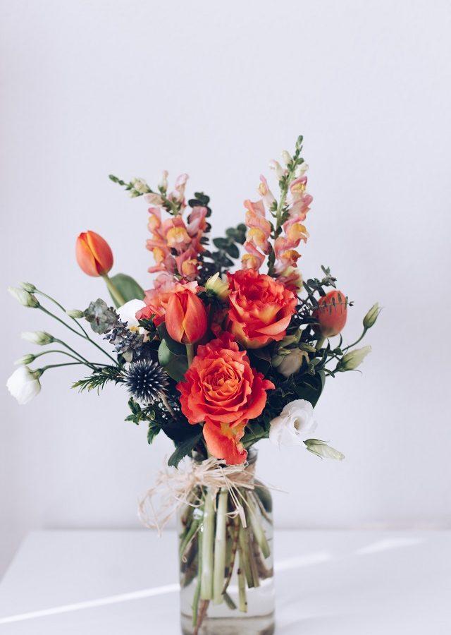 Cveće cveta u nama i kad je tmuran dan
