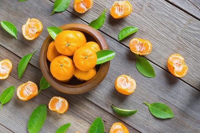 Mandarina – savršeno voće za negu i podmlađivanje