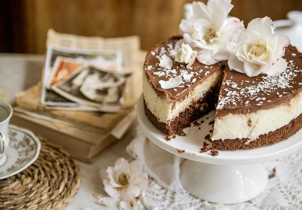 Bounty torta, zavodljivi ukus kokosa