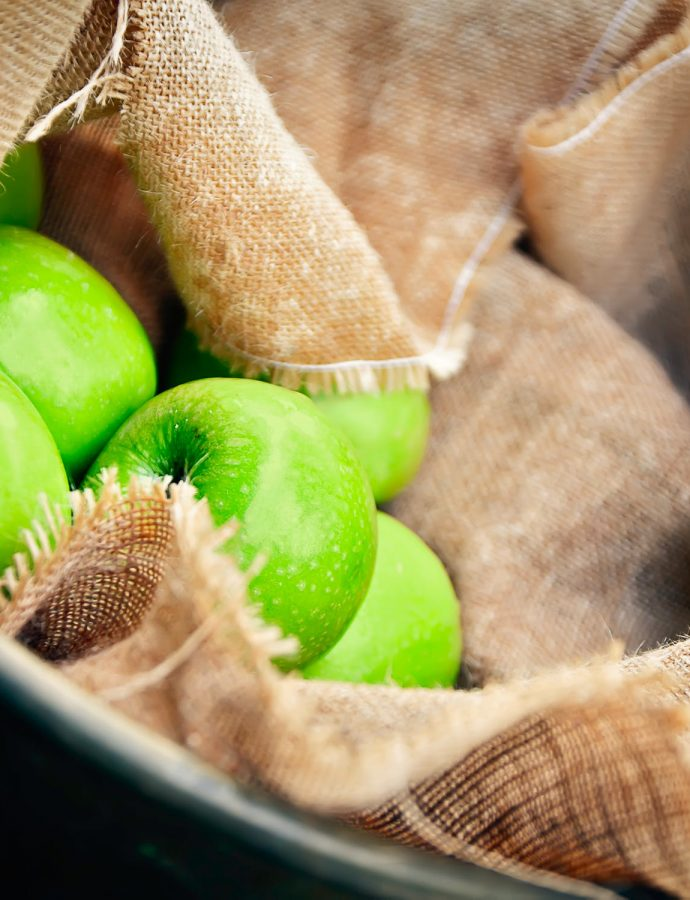 Miris zelene jabuke tera glavobolju