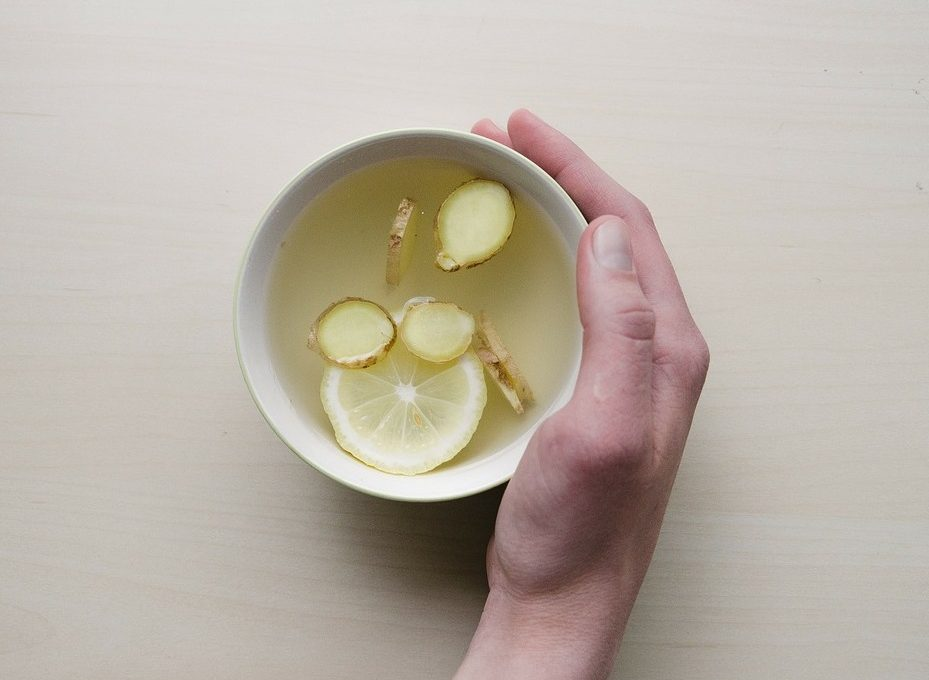 Đumbirova voda, najbolji detoks napitak