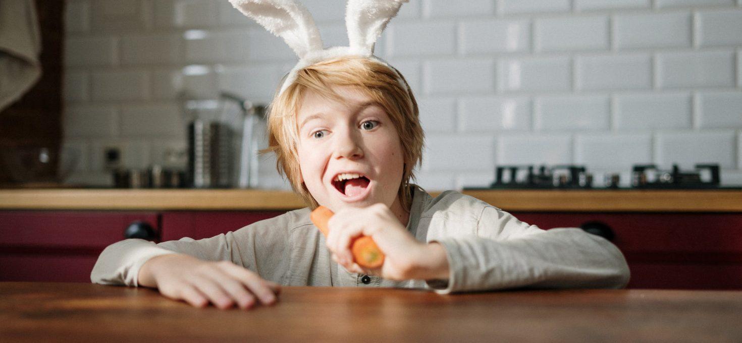 Vaše dete je izbirljivo kad je reč o hrani? Privolite ga da jede raznovrsnu hranu