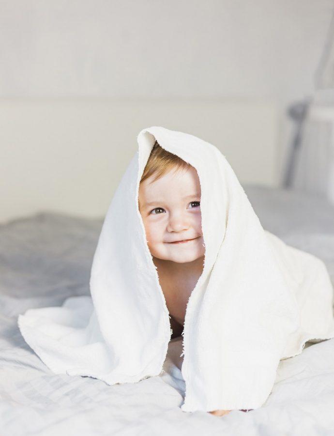 Beba u kadi najviše uživa, radujte se sa svojim novorođenčetom