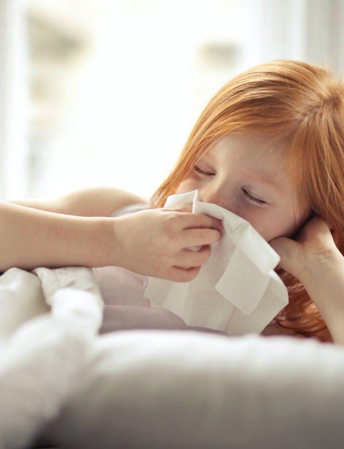 Kako se pravilno izduvava nos?