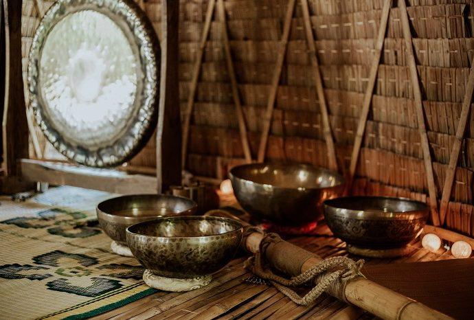 Harmonizacija bića može se postići zvucima gonga