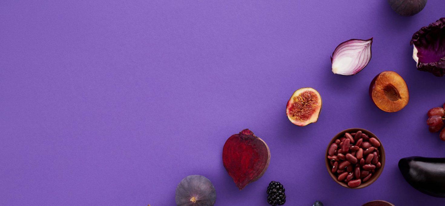 Ljubičasto voće i povrće, zdravo i neodoljivo
