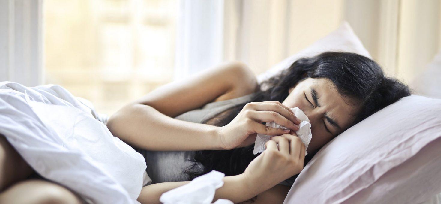 Alergijski rinitis, muka koja traje mesecima
