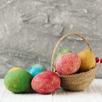 Ukrasite jaja kliker metodom i dobićete najlepše boje