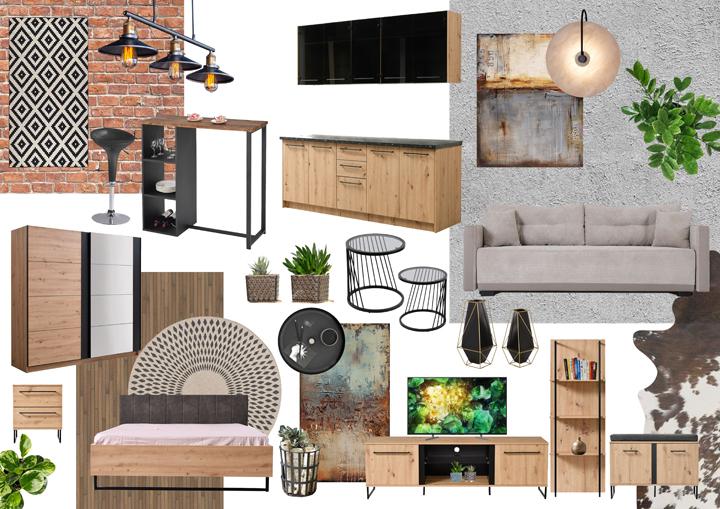 Ideje za uređenje prostora od 25 kvadrata