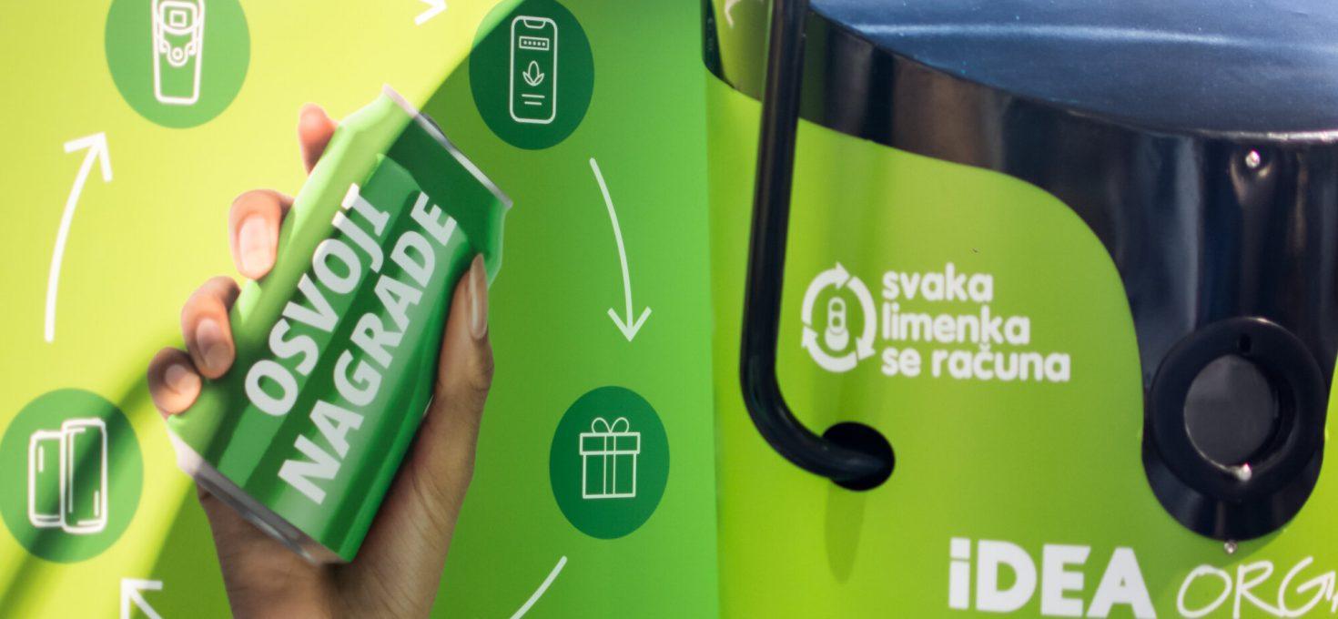 Električni trotinet za onog ko najviše reciklira