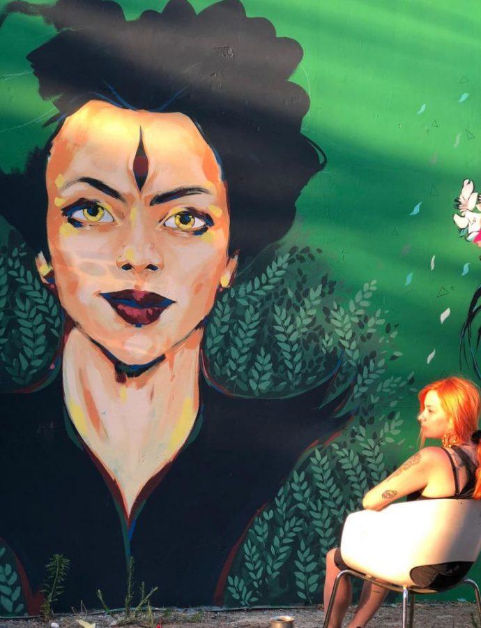 All girls All green: Žensko stvaralaštvo u street art umetnosti