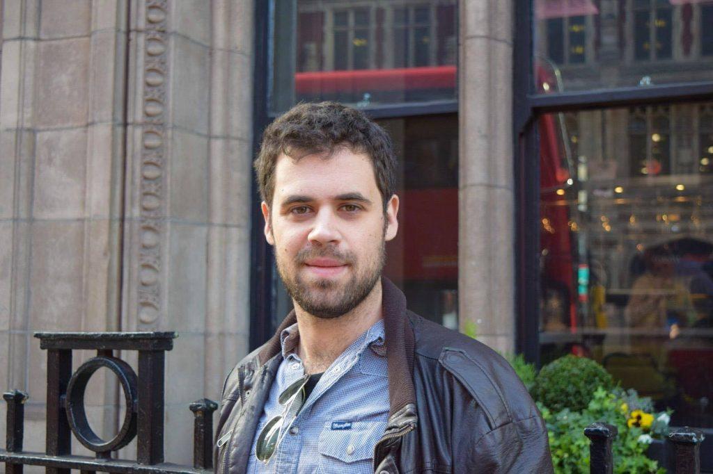 Matej Pašeta, likovni dizajner: U Herceg Novom mi je srce na mestu