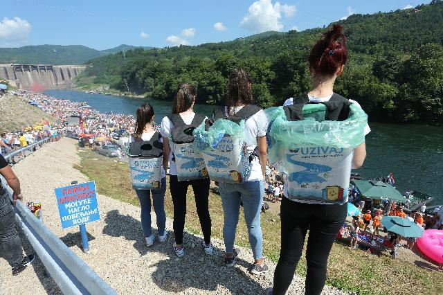 Drinska regata- recikliraj, uživaj Drinu od otpada sačuvaj