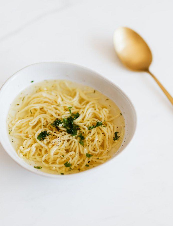 Kalcijum se krije u tanjiru domaće supe