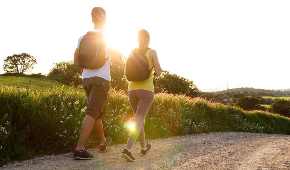 Šetnja je izuzetno važna za zdravlje