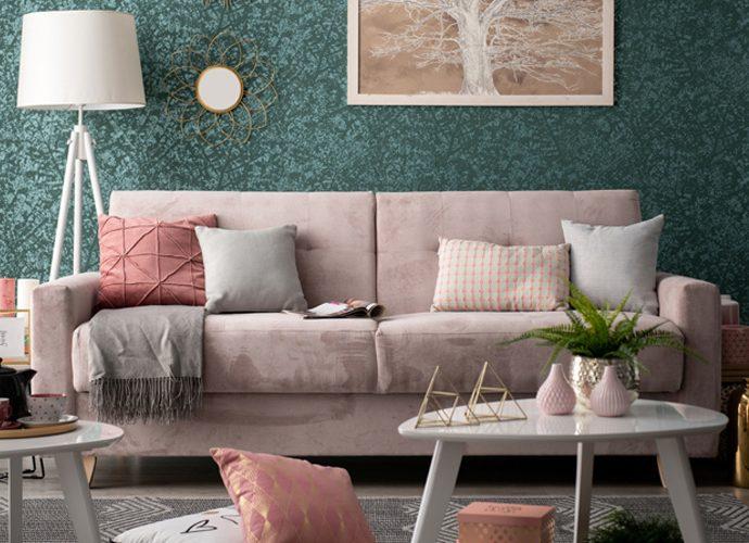 Za savršenu harmoniju u domu koristite zelene nijanse