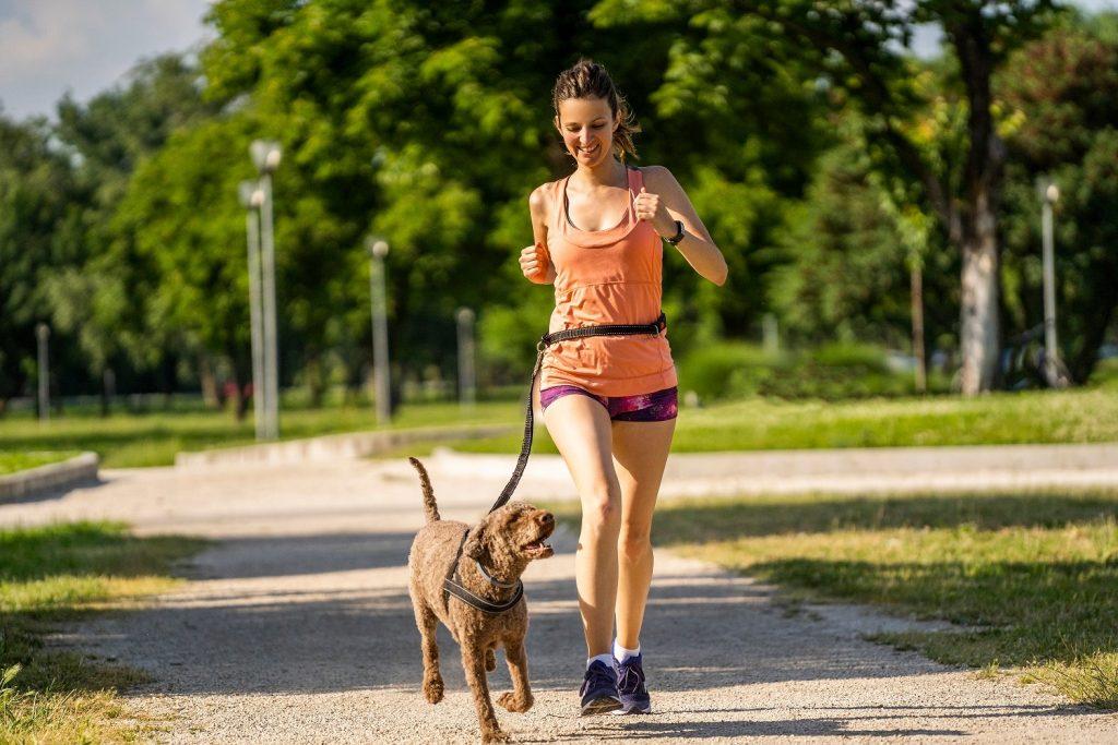 Trčanje sa psom: Zdrav sport za psa i za vlasnika