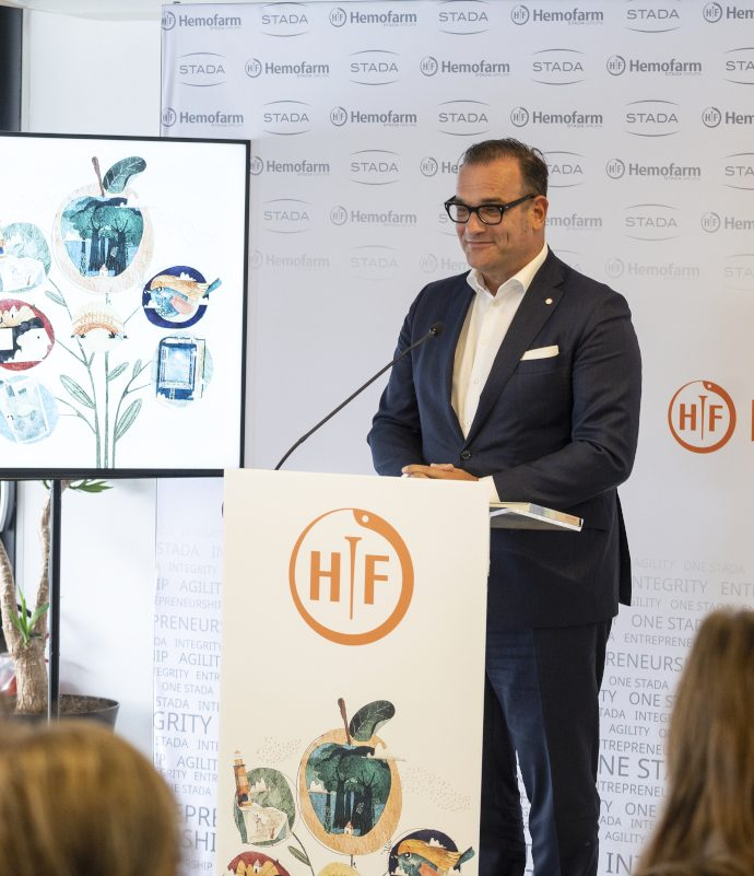 Hemofarm predstavio Izveštaj o održivom razvoju za 2020.