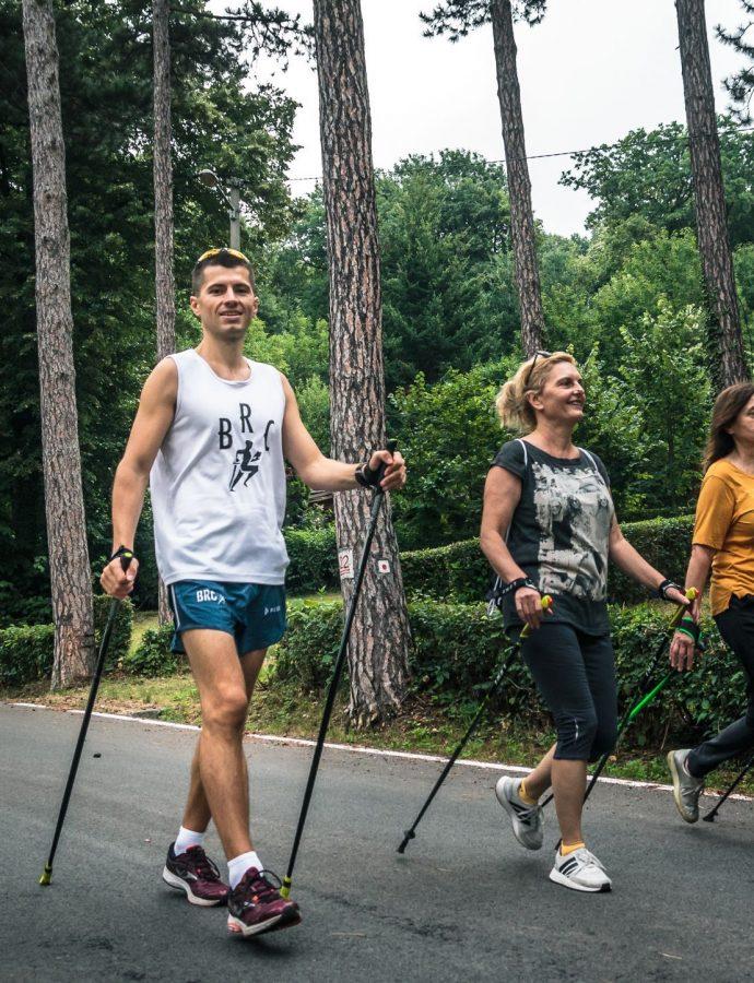 Nordijsko hodanje, sport koji je osvojio Beograđane
