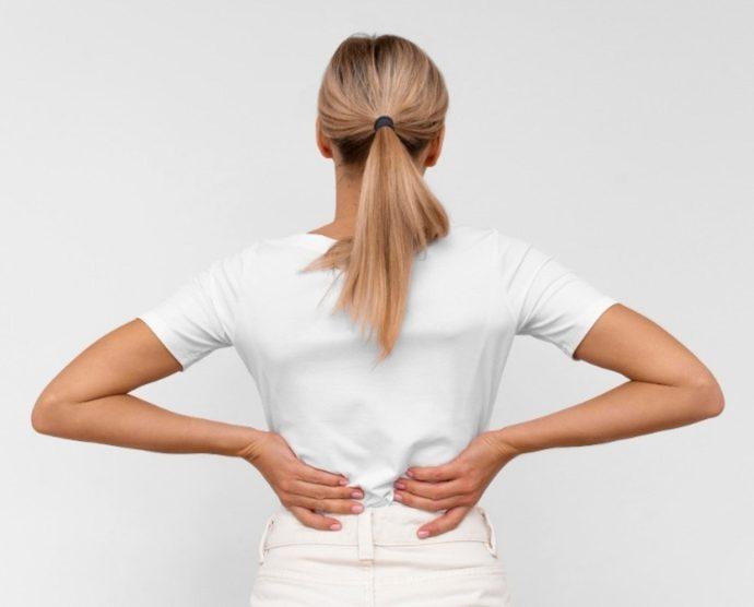 Bol u leđima najčešća bolest posle kijavice